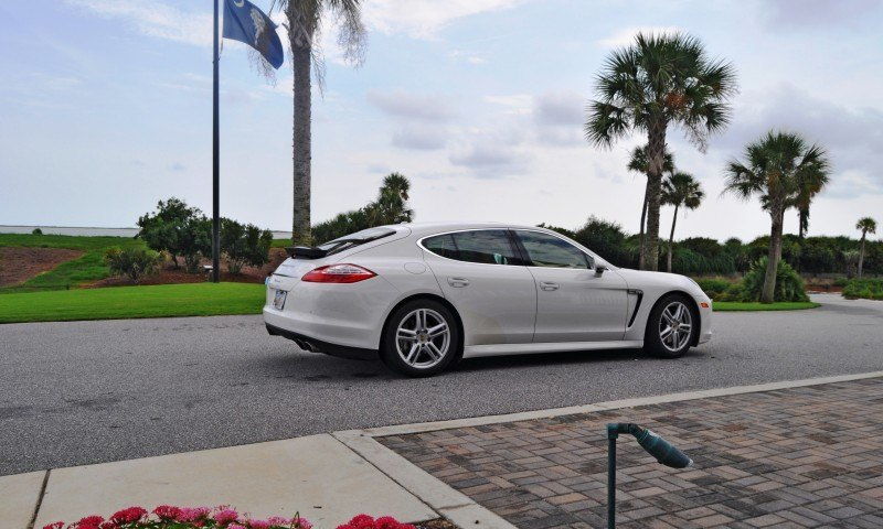 Road Test Review - 2010 Porsche Panamera S Sport Chrono is Gorgeous, Potent and Precisely Adjustable 26