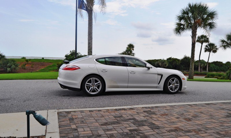 Road Test Review - 2010 Porsche Panamera S Sport Chrono is Gorgeous, Potent and Precisely Adjustable 27