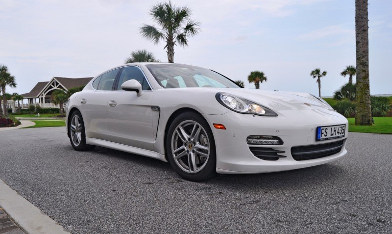 Road Test Review - 2010 Porsche Panamera S Sport Chrono is Gorgeous, Potent and Precisely Adjustable 31