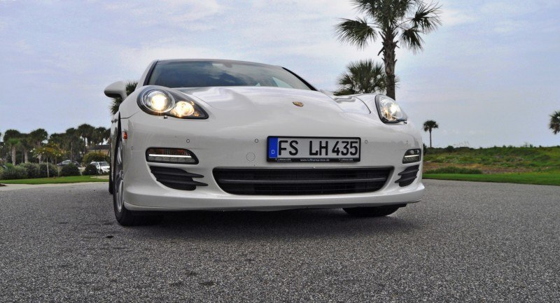 Road Test Review - 2010 Porsche Panamera S Sport Chrono is Gorgeous, Potent and Precisely Adjustable 33