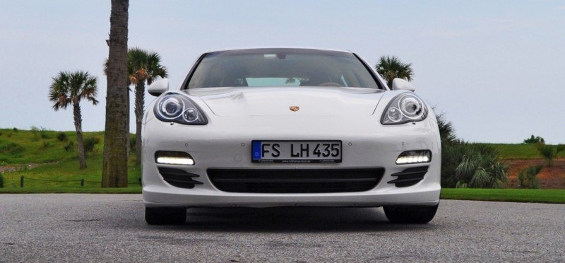 Road Test Review - 2010 Porsche Panamera S Sport Chrono is Gorgeous, Potent and Precisely Adjustable 57