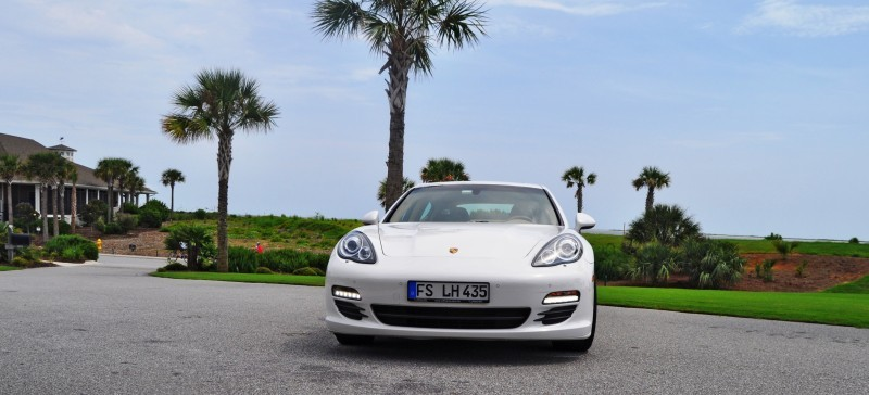 Road Test Review - 2010 Porsche Panamera S Sport Chrono is Gorgeous, Potent and Precisely Adjustable 72