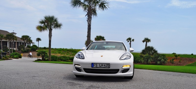 Road Test Review - 2010 Porsche Panamera S Sport Chrono is Gorgeous, Potent and Precisely Adjustable 73