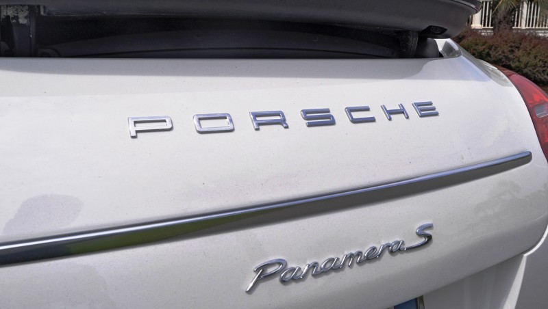 Road Test Review - 2010 Porsche Panamera S Sport Chrono is Gorgeous, Potent and Precisely Adjustable 85