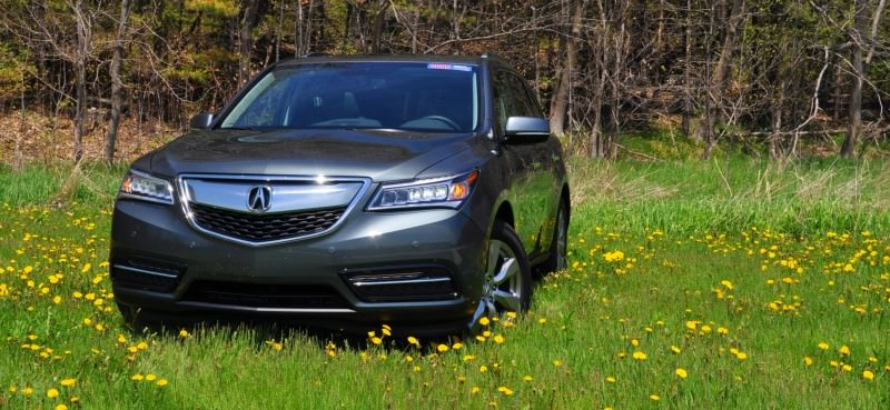 Road Test Review - 2014 Acura MDX Is Premium and Posh 7-Seat Cruiser 1
