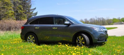Road Test Review - 2014 Acura MDX Is Premium and Posh 7-Seat Cruiser 10