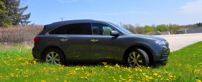 Road Test Review - 2014 Acura MDX Is Premium and Posh 7-Seat Cruiser 11