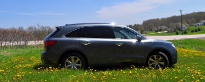 Road Test Review - 2014 Acura MDX Is Premium and Posh 7-Seat Cruiser 13