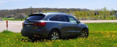 Road Test Review - 2014 Acura MDX Is Premium and Posh 7-Seat Cruiser 17
