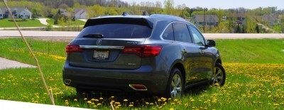 Road Test Review - 2014 Acura MDX Is Premium and Posh 7-Seat Cruiser 19