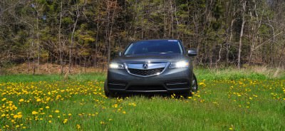 Road Test Review - 2014 Acura MDX Is Premium and Posh 7-Seat Cruiser 2