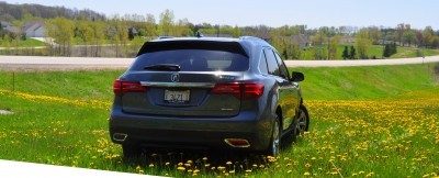 Road Test Review - 2014 Acura MDX Is Premium and Posh 7-Seat Cruiser 20