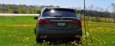 Road Test Review - 2014 Acura MDX Is Premium and Posh 7-Seat Cruiser 21