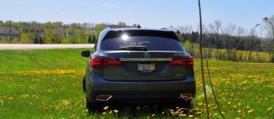 Road Test Review - 2014 Acura MDX Is Premium and Posh 7-Seat Cruiser 22