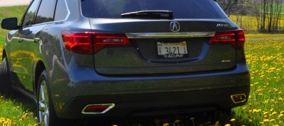 Road Test Review - 2014 Acura MDX Is Premium and Posh 7-Seat Cruiser 23