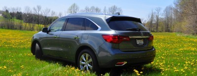Road Test Review - 2014 Acura MDX Is Premium and Posh 7-Seat Cruiser 24