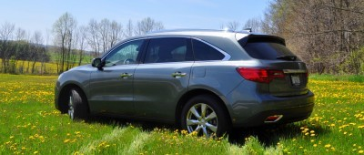 Road Test Review - 2014 Acura MDX Is Premium and Posh 7-Seat Cruiser 25