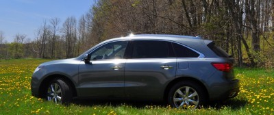 Road Test Review - 2014 Acura MDX Is Premium and Posh 7-Seat Cruiser 27