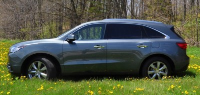 Road Test Review - 2014 Acura MDX Is Premium and Posh 7-Seat Cruiser 28