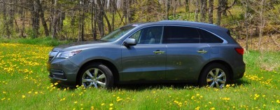 Road Test Review - 2014 Acura MDX Is Premium and Posh 7-Seat Cruiser 29