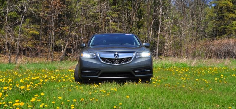 Road Test Review - 2014 Acura MDX Is Premium and Posh 7-Seat Cruiser 3