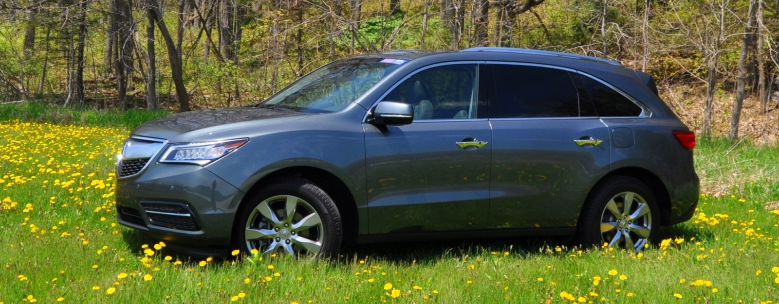 Road Test Review Acura MDX Is Premium And Posh Seat - Acura mdx review 2014