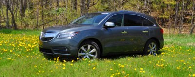 Road Test Review - 2014 Acura MDX Is Premium and Posh 7-Seat Cruiser 31