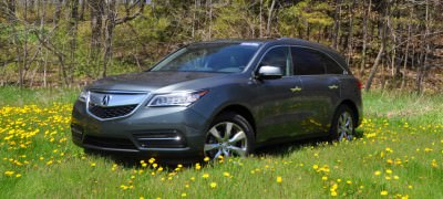 Road Test Review - 2014 Acura MDX Is Premium and Posh 7-Seat Cruiser 32