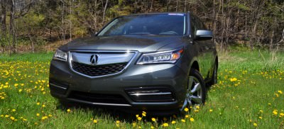 Road Test Review - 2014 Acura MDX Is Premium and Posh 7-Seat Cruiser 34
