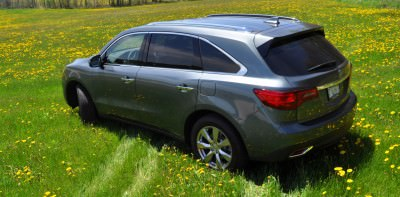 Road Test Review - 2014 Acura MDX Is Premium and Posh 7-Seat Cruiser 36