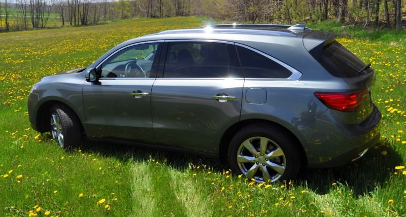 Road Test Review - 2014 Acura MDX Is Premium and Posh 7-Seat Cruiser 37