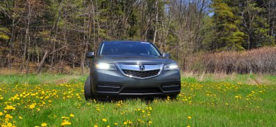 Road Test Review - 2014 Acura MDX Is Premium and Posh 7-Seat Cruiser 4