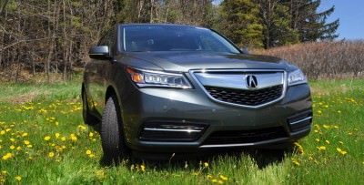 Road Test Review - 2014 Acura MDX Is Premium and Posh 7-Seat Cruiser 46