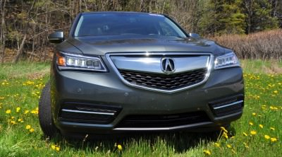 Road Test Review - 2014 Acura MDX Is Premium and Posh 7-Seat Cruiser 48