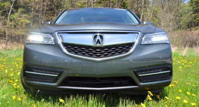 Road Test Review - 2014 Acura MDX Is Premium and Posh 7-Seat Cruiser 49