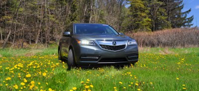 Road Test Review - 2014 Acura MDX Is Premium and Posh 7-Seat Cruiser 5