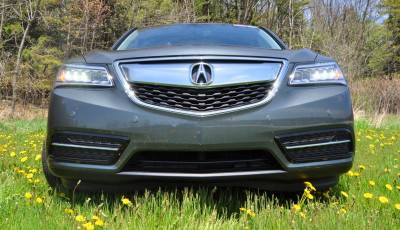 Road Test Review - 2014 Acura MDX Is Premium and Posh 7-Seat Cruiser 50