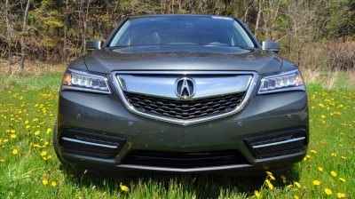 Road Test Review - 2014 Acura MDX Is Premium and Posh 7-Seat Cruiser 51