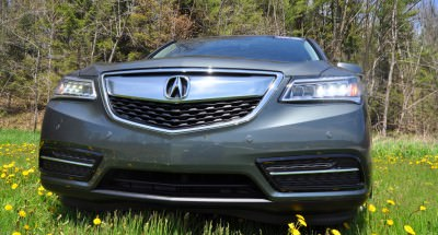 Road Test Review - 2014 Acura MDX Is Premium and Posh 7-Seat Cruiser 56