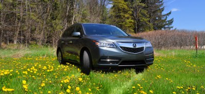 Road Test Review - 2014 Acura MDX Is Premium and Posh 7-Seat Cruiser 6