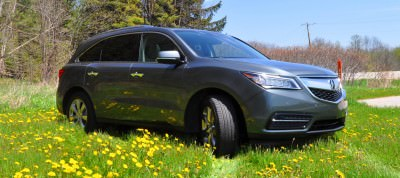 Road Test Review - 2014 Acura MDX Is Premium and Posh 7-Seat Cruiser 8