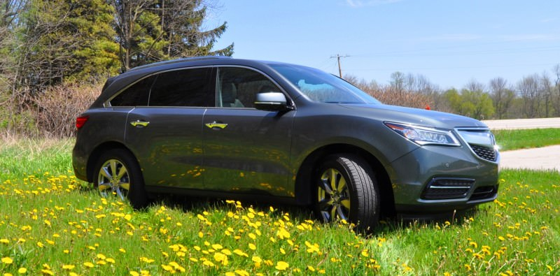 Road Test Review - 2014 Acura MDX Is Premium and Posh 7-Seat Cruiser 9