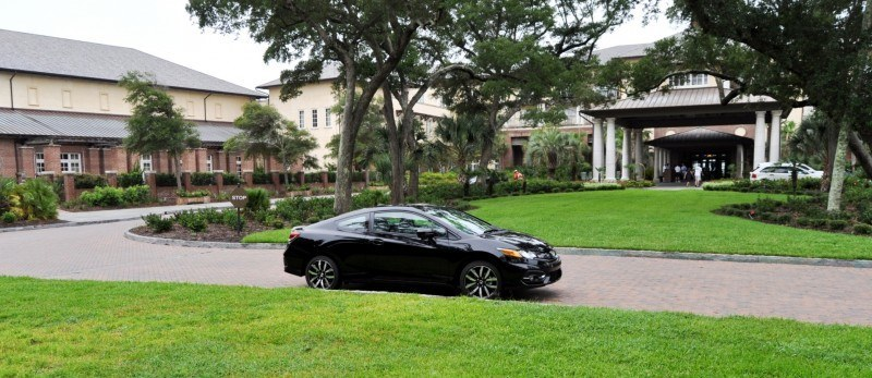 Road Test Review - 2014 Honda Civic EX-L Coupe 103