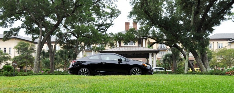 Road Test Review - 2014 Honda Civic EX-L Coupe 126