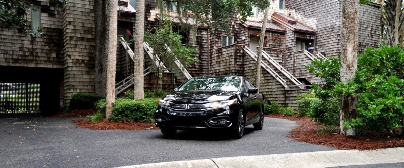 Road Test Review - 2014 Honda Civic EX-L Coupe 140