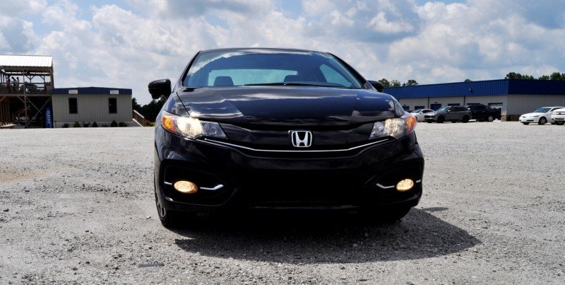 Road Test Review - 2014 Honda Civic EX-L Coupe 39