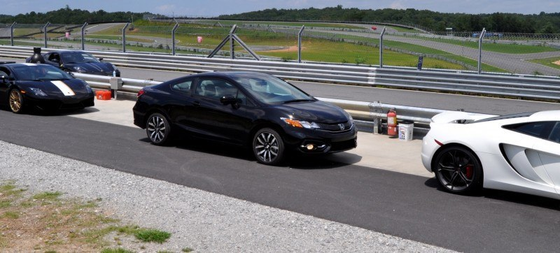 Road Test Review - 2014 Honda Civic EX-L Coupe 54