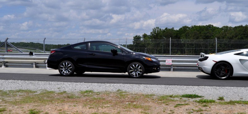 Road Test Review - 2014 Honda Civic EX-L Coupe 56