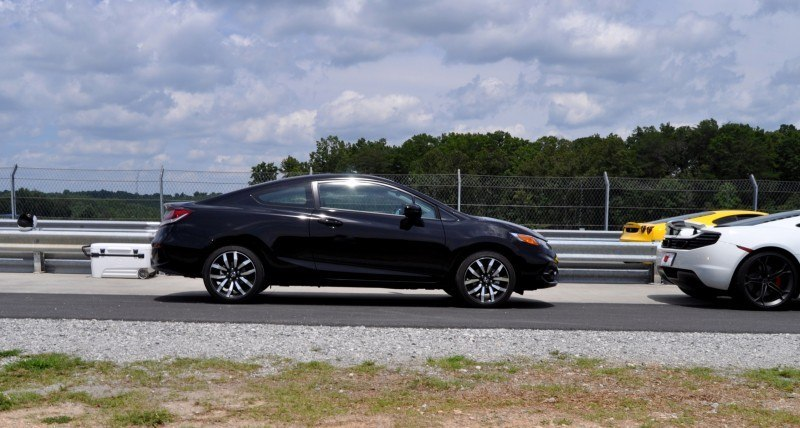Road Test Review - 2014 Honda Civic EX-L Coupe 59