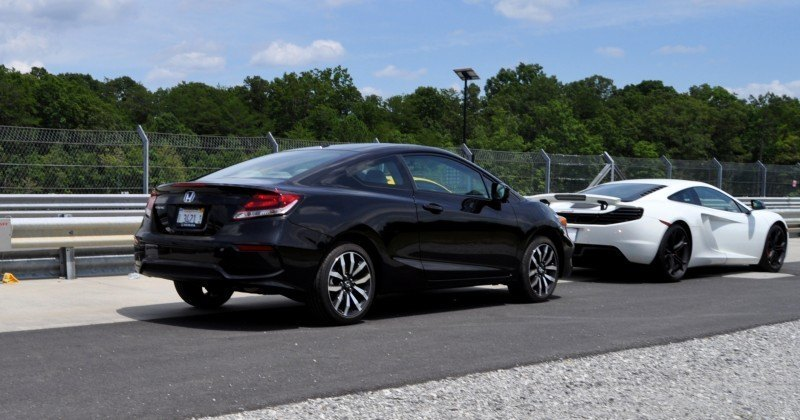 Road Test Review - 2014 Honda Civic EX-L Coupe 64